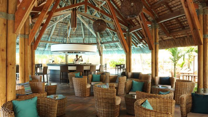 Restaurant, Coin de Mire Attitude Hotel, Mauritius